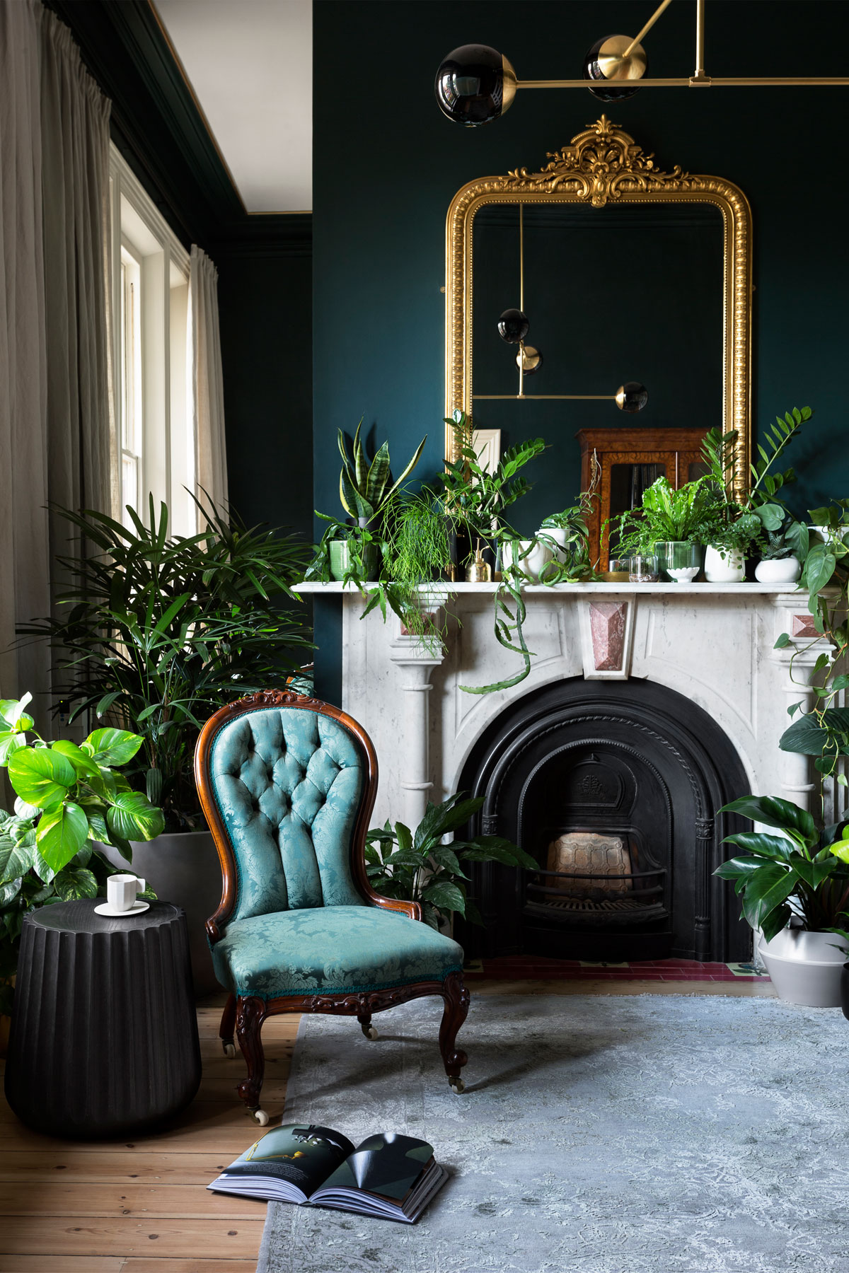 Bower-Architecture-Interior-Design-House-Green