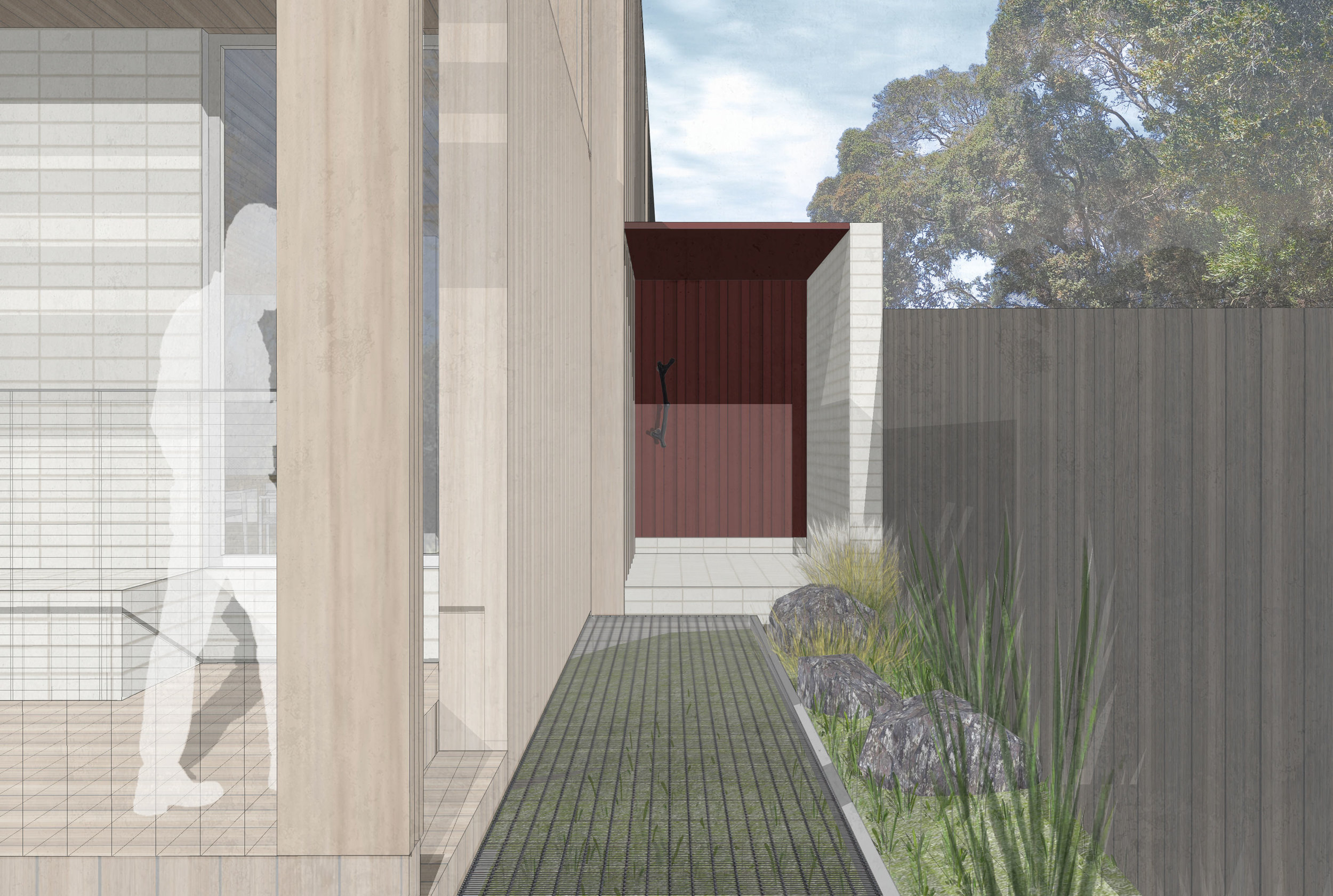 Bower Architecture_Blairgowrie_work in progress