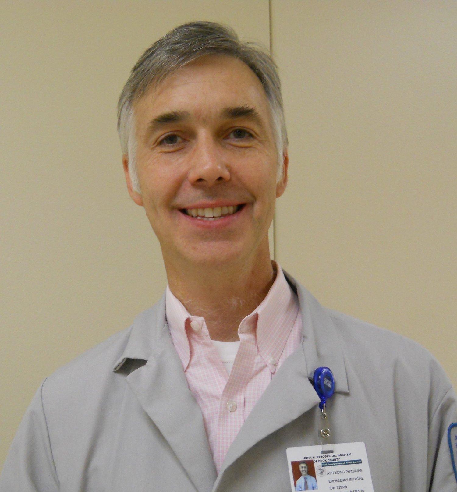 Faculty — Cook County Emergency Medicine Residency