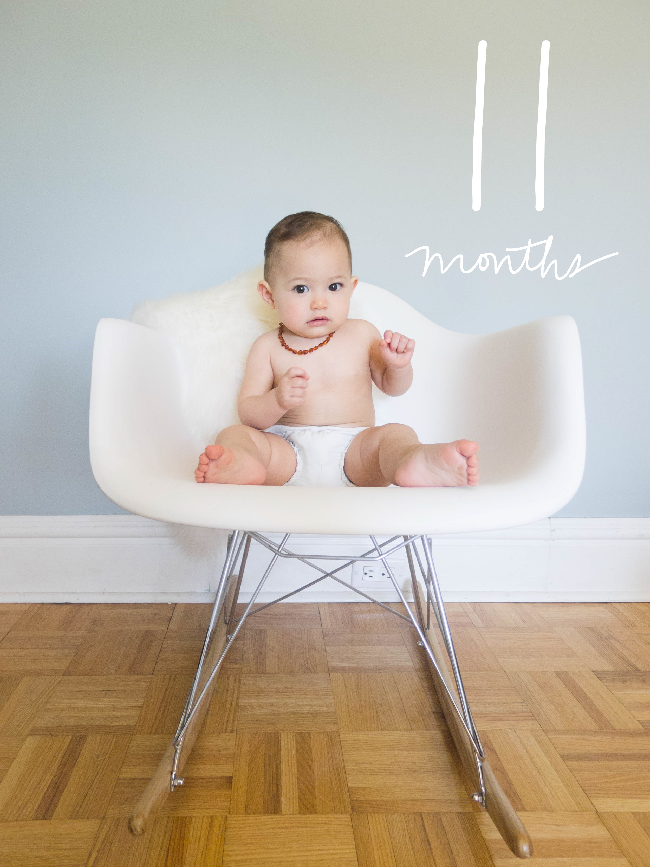 Margot at Eleven Months