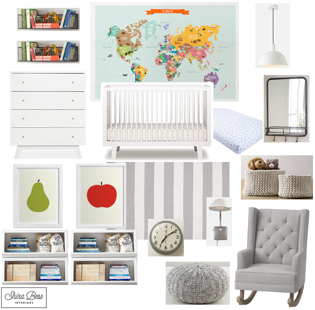 NYC Nursery - Option 1