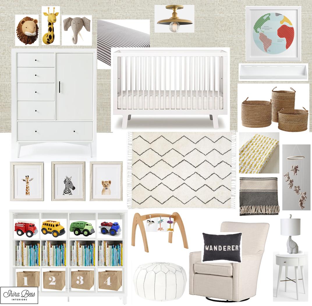 NYC Nursery - Final Design