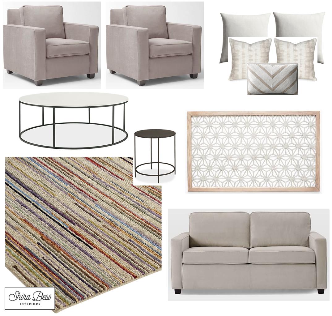 PBG Living Room - Option 2