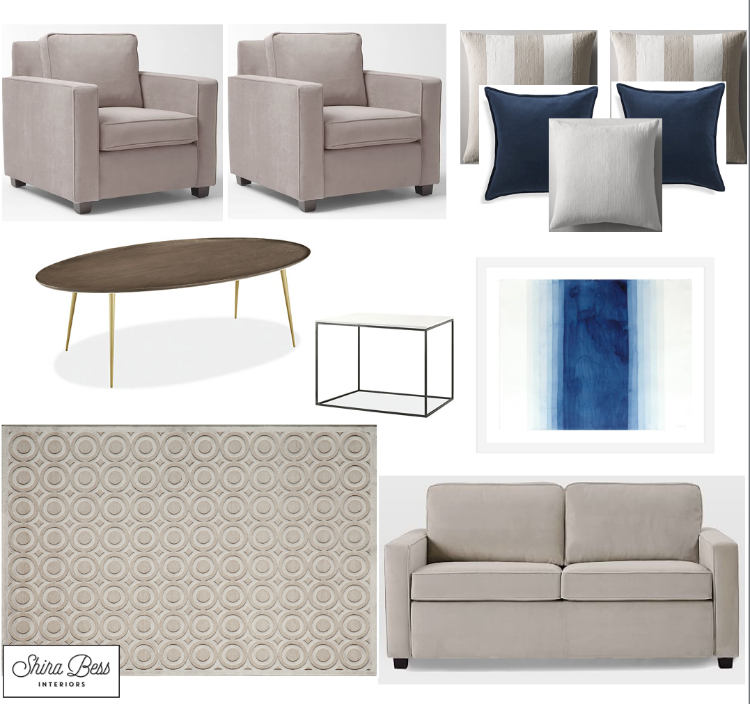 PBG Living Room - Option 3