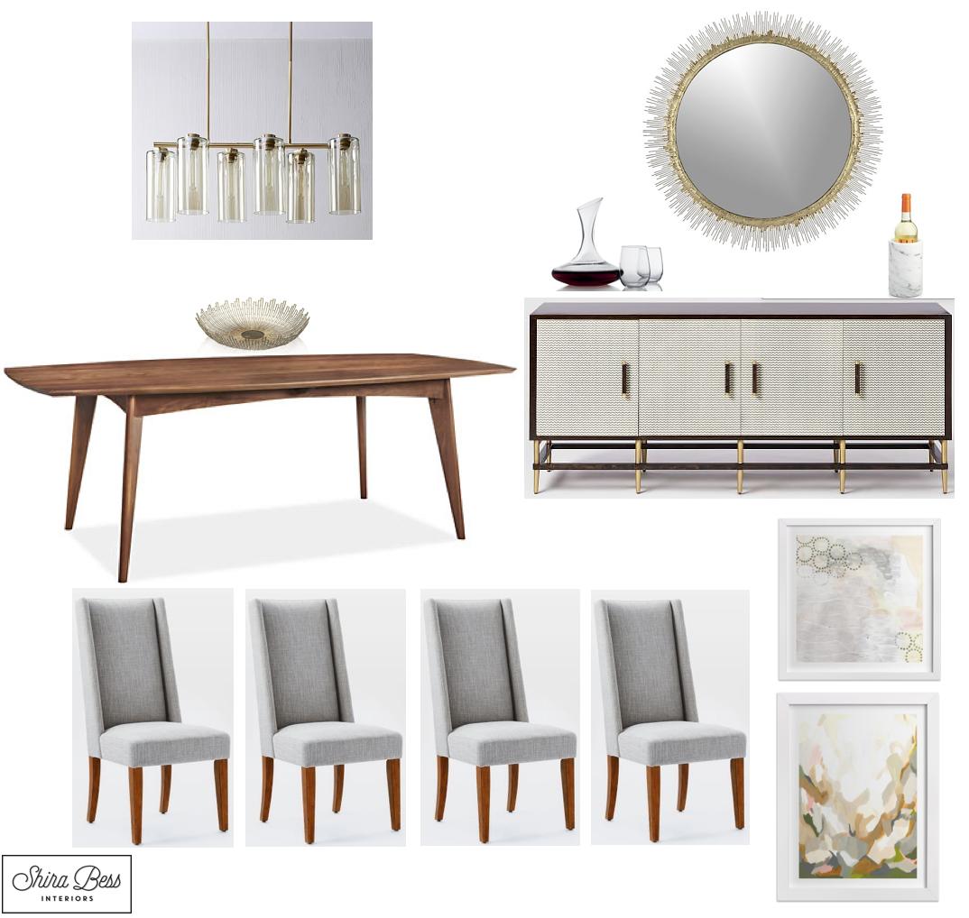 PBG Dining Room - Final Design