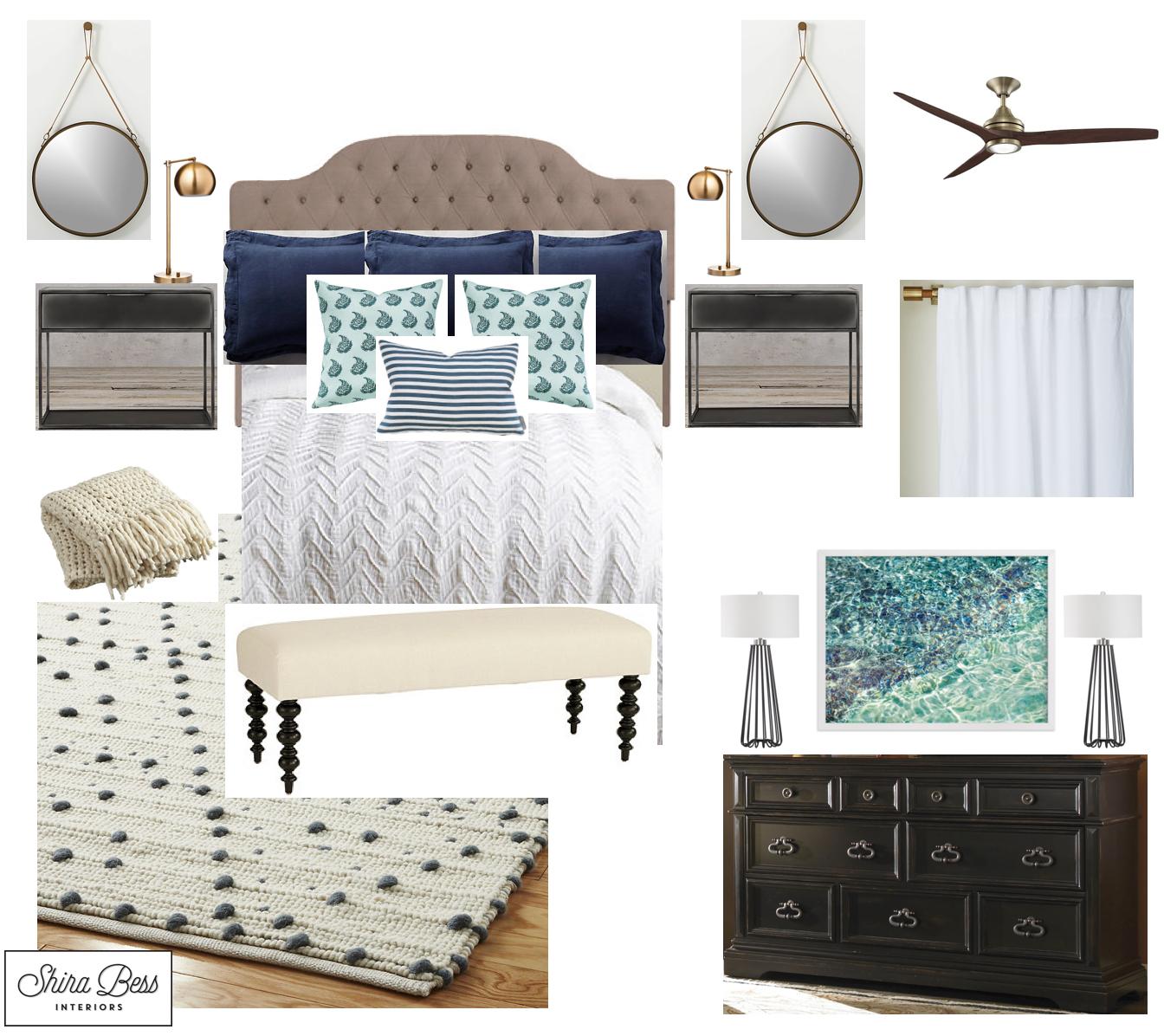 Indiana Master Bedroom - Option 2