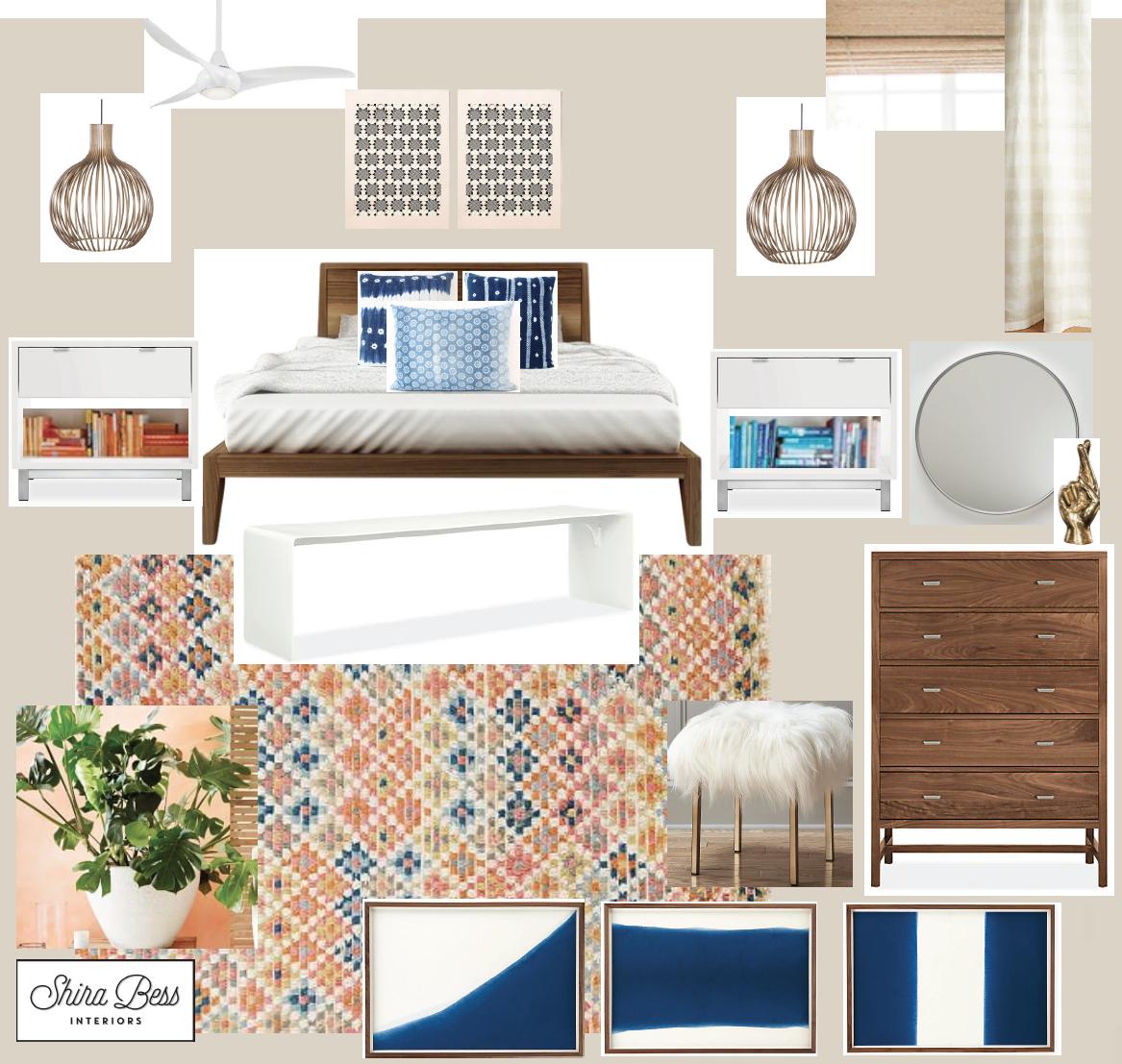 Naples Master Bedroom - Option 1