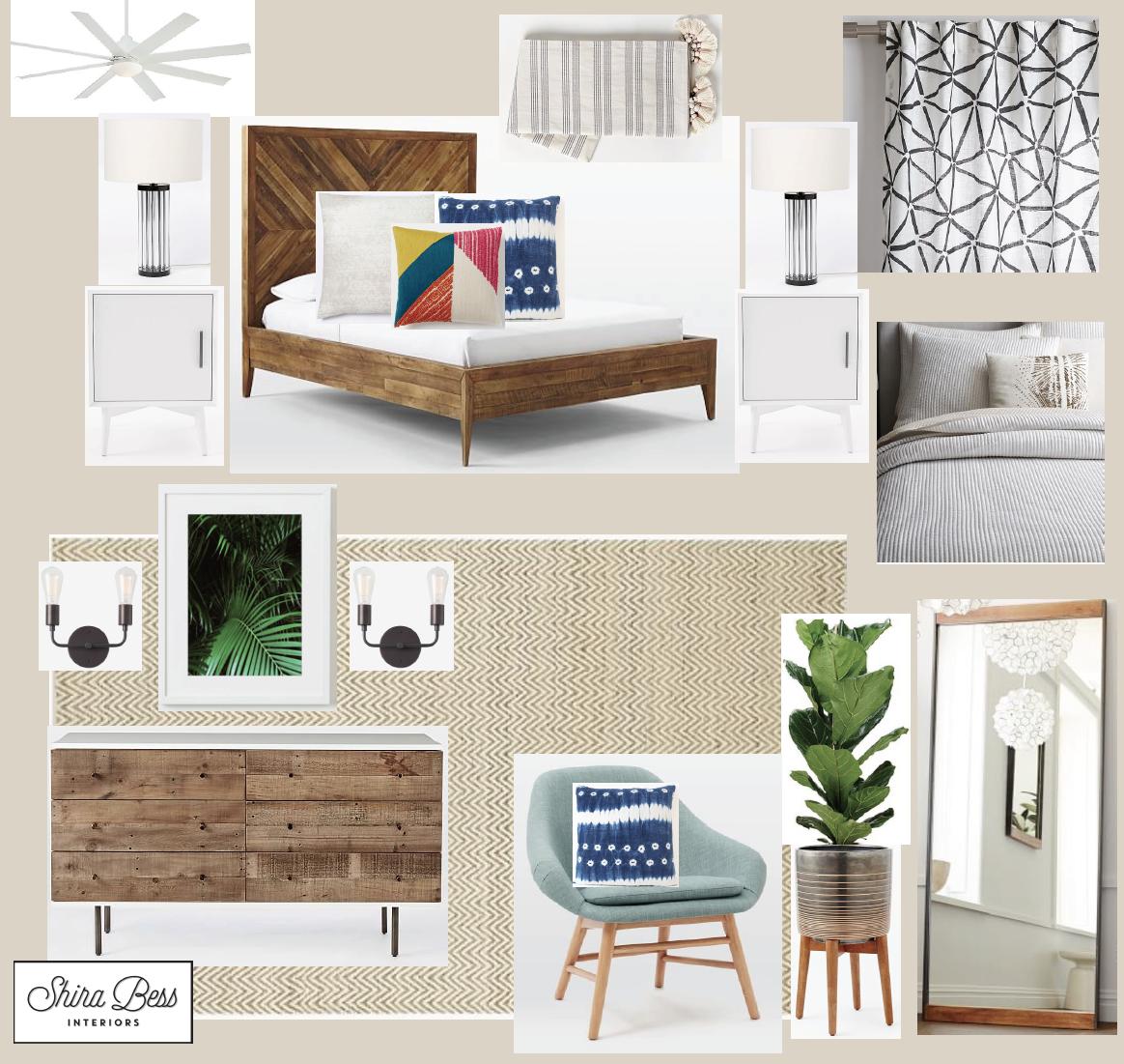 Naples Master Bedroom - Option 2