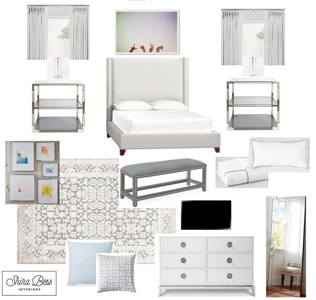 Boynton Master Bedroom - Option 2