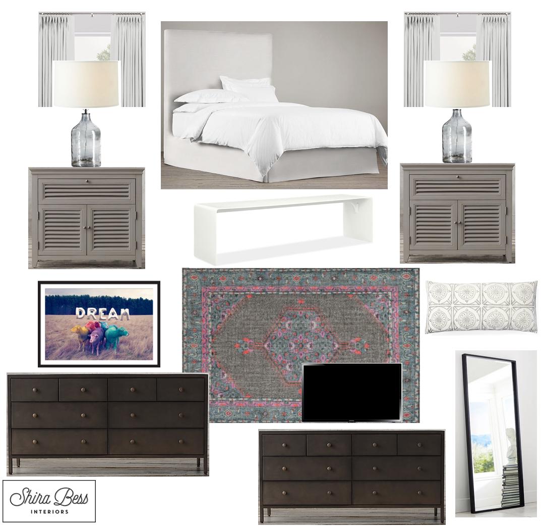 Boynton Master Bedroom - Option 3