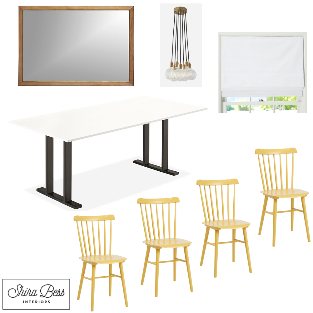 UWS Dining Room - Option 3