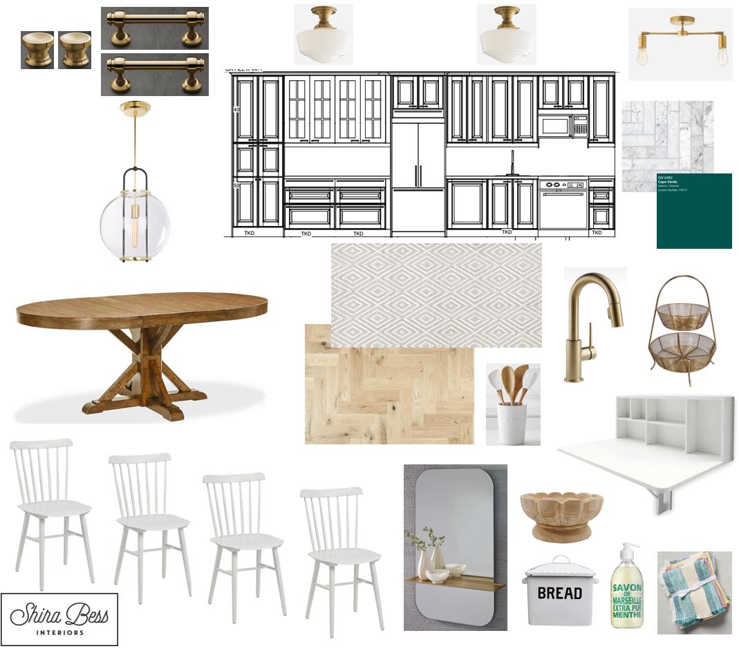 NYC Kitchen - Final Design