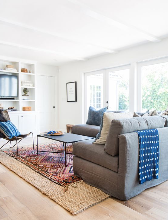 Design by Amber Interiors via  Pinterest