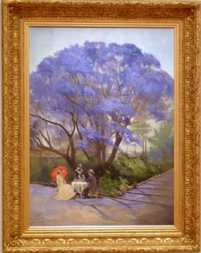 Under The Jacaranda - R Godfrey Rivers
