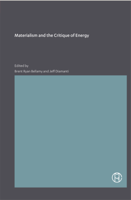 Materialism and the Critique of Energy