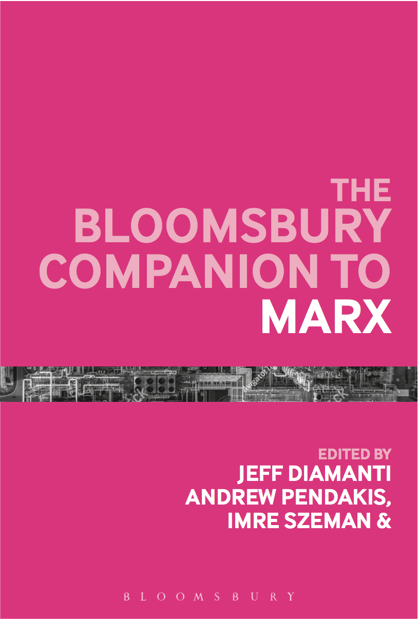 The Bloomsbury Companion to Marx