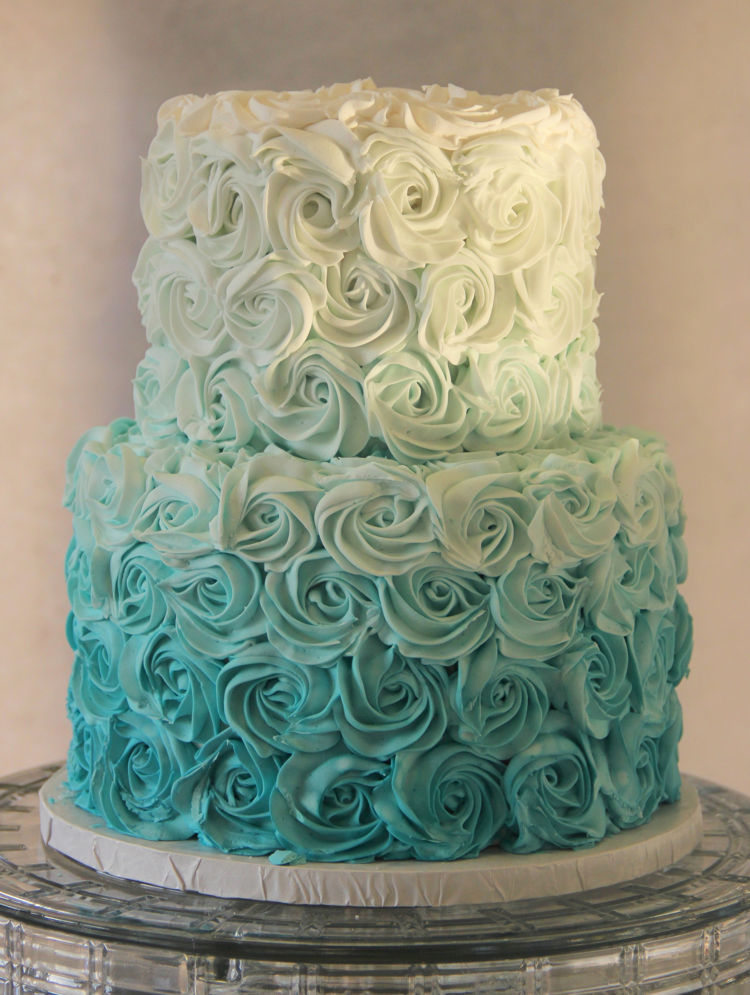 wedding-ombre tiffany rosettes.jpg