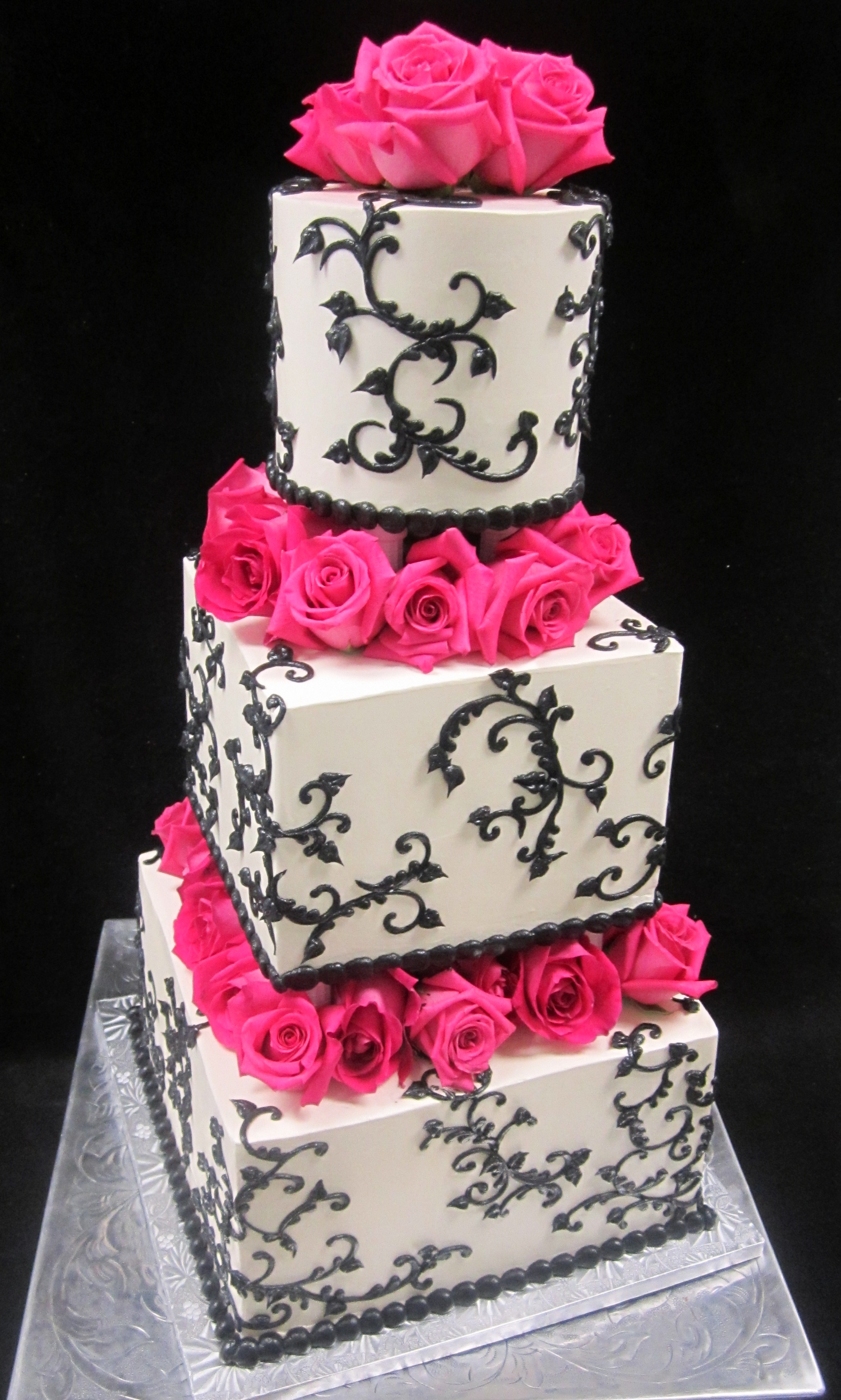 wedding-roses with black swirls round square.jpg