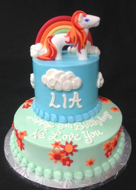 rainbow white horse cake.jpg