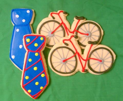 bike and tie cookies.jpg