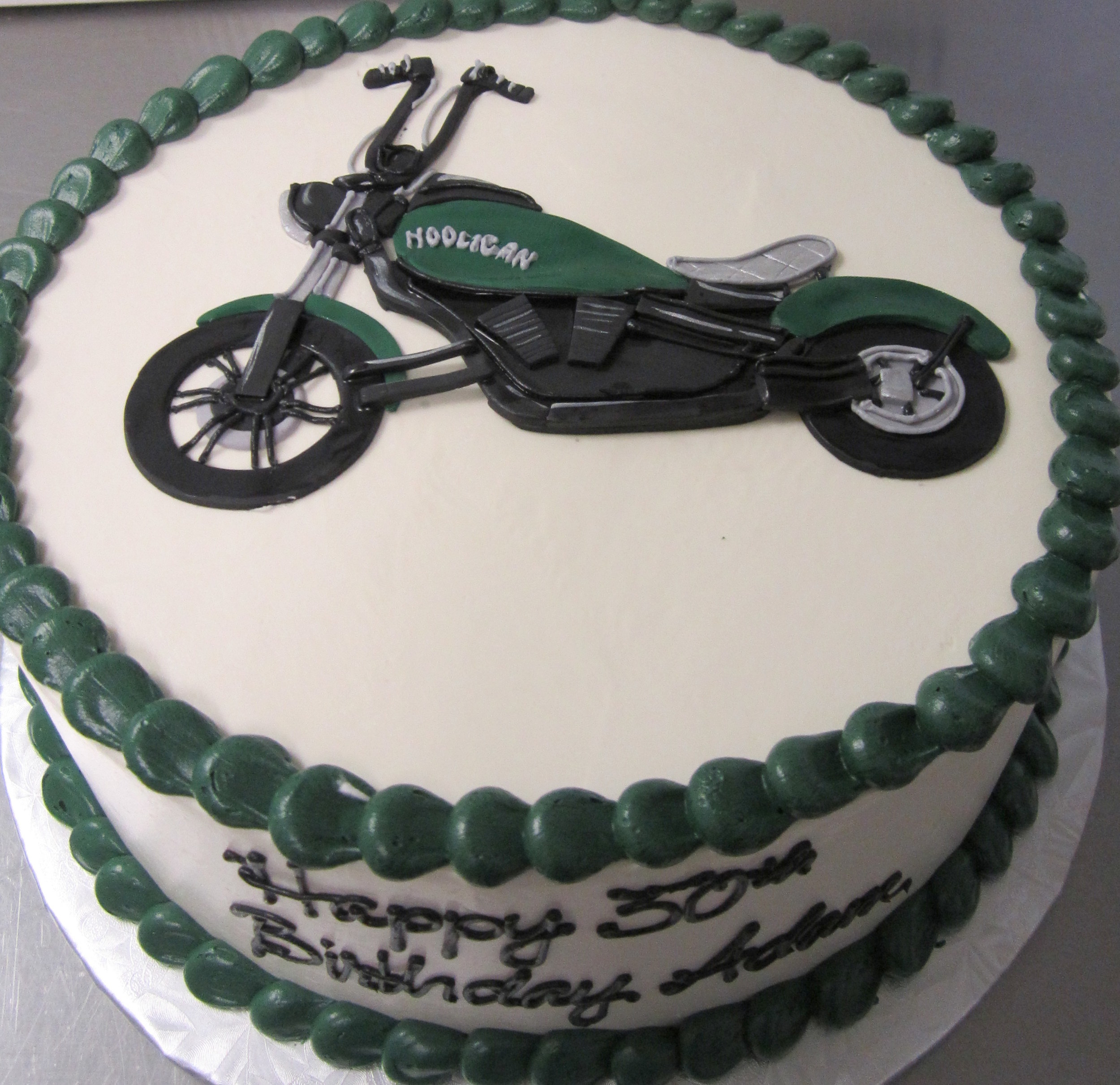 motorcycle forest green cake.jpg