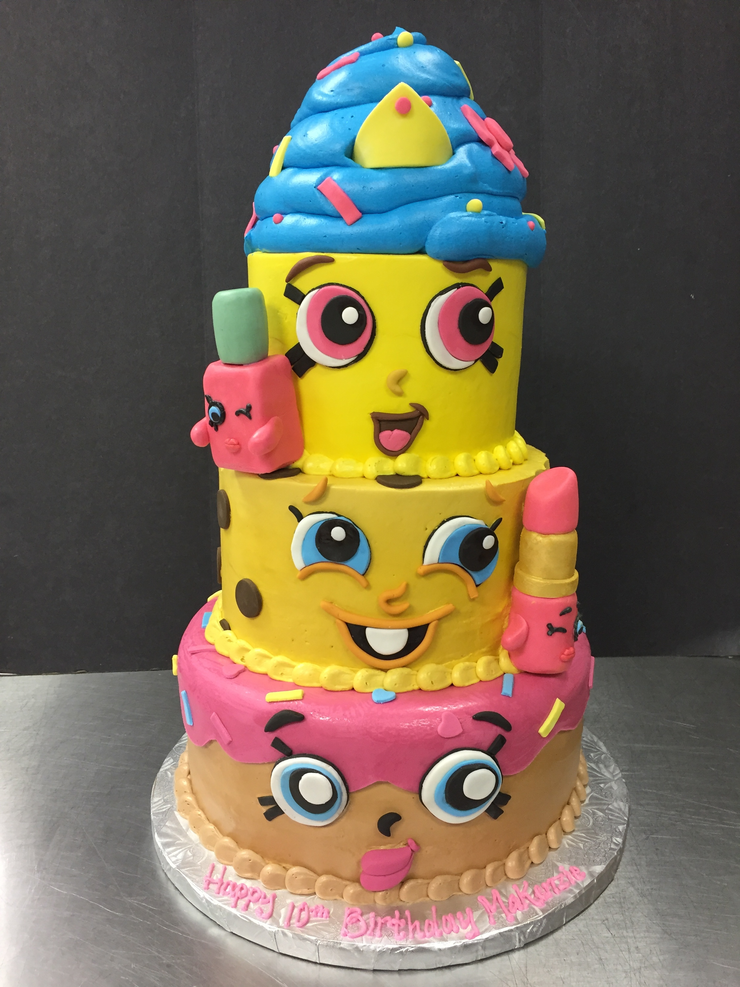 shopkins three tier cake.JPG