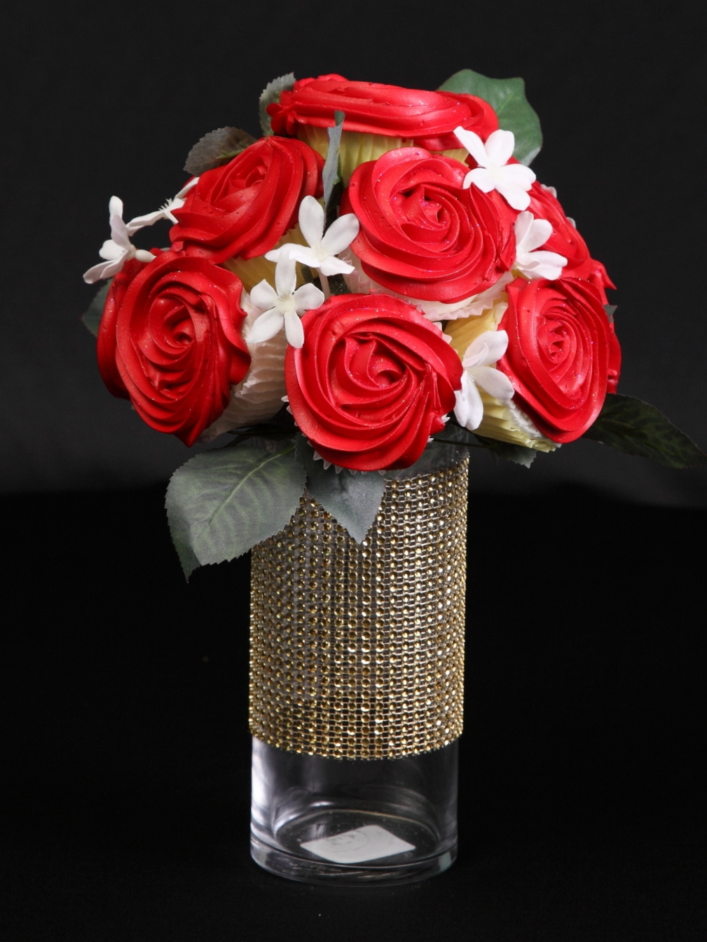 12 ct red rose tube vase.JPG