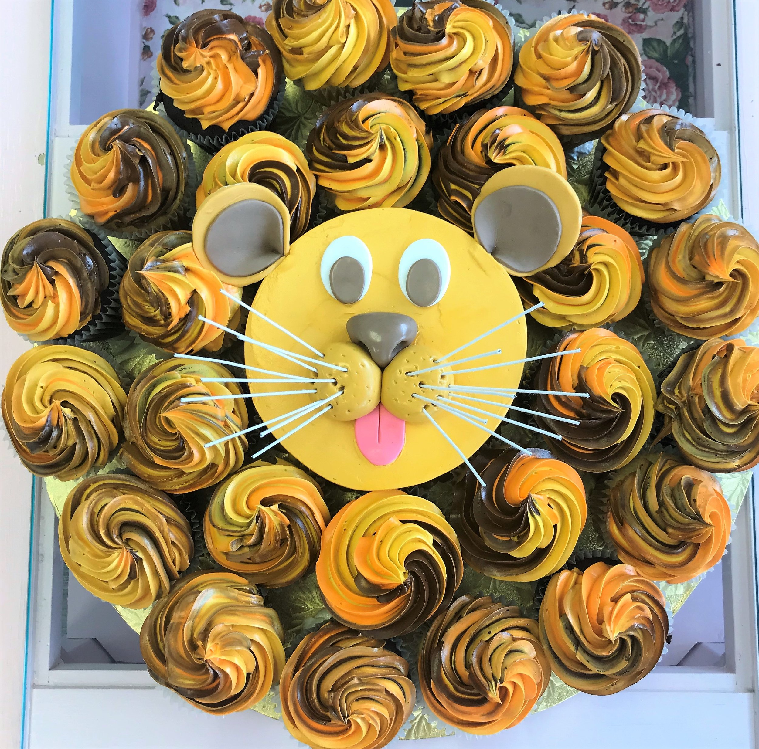 lion head cupcakes.jpeg