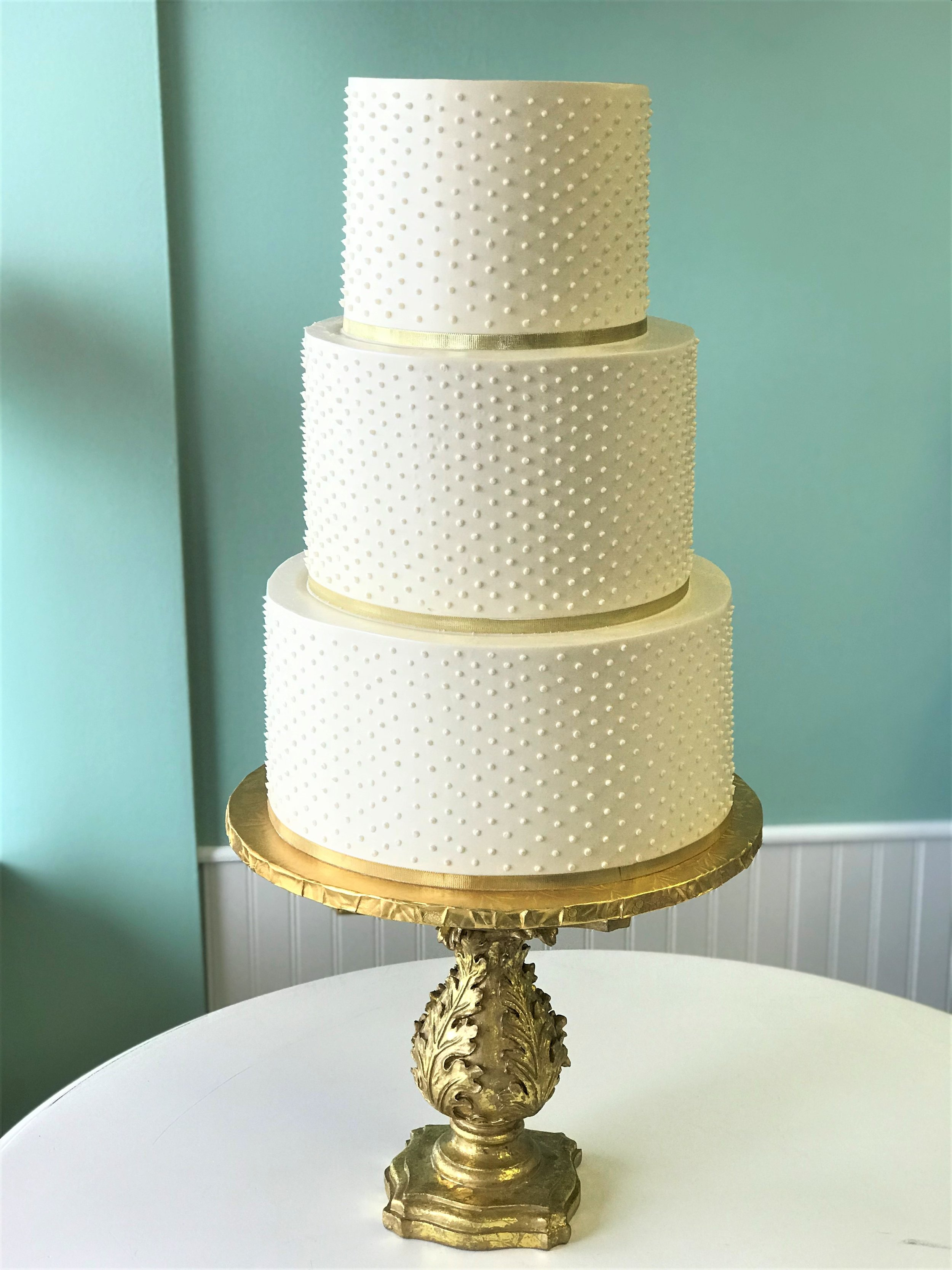 polka dot wedding cake.jpeg