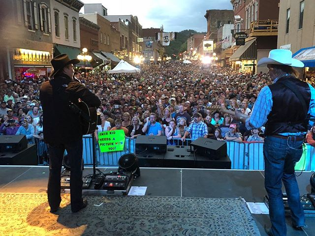Alive and well in Deadwood, SD! Thanks for being awesome, especially when the rains came!