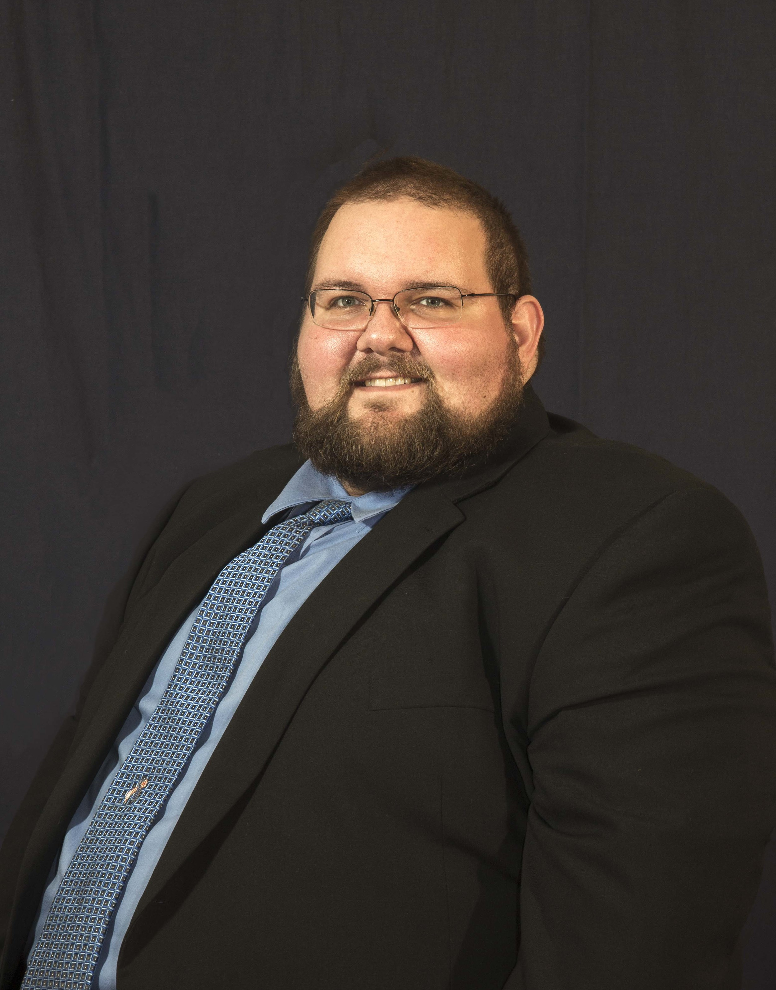 Bradley Hargis  Youth Coordinator