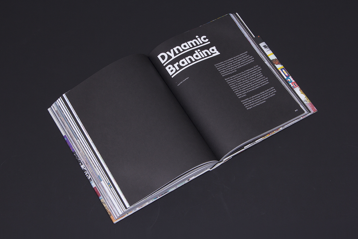 SuperModified Book Design