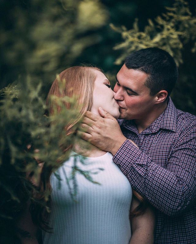 Katelin and Josh's wedding day is right around the corner. If it's half as fun as their engagement shoot, we'll be in for one great day.