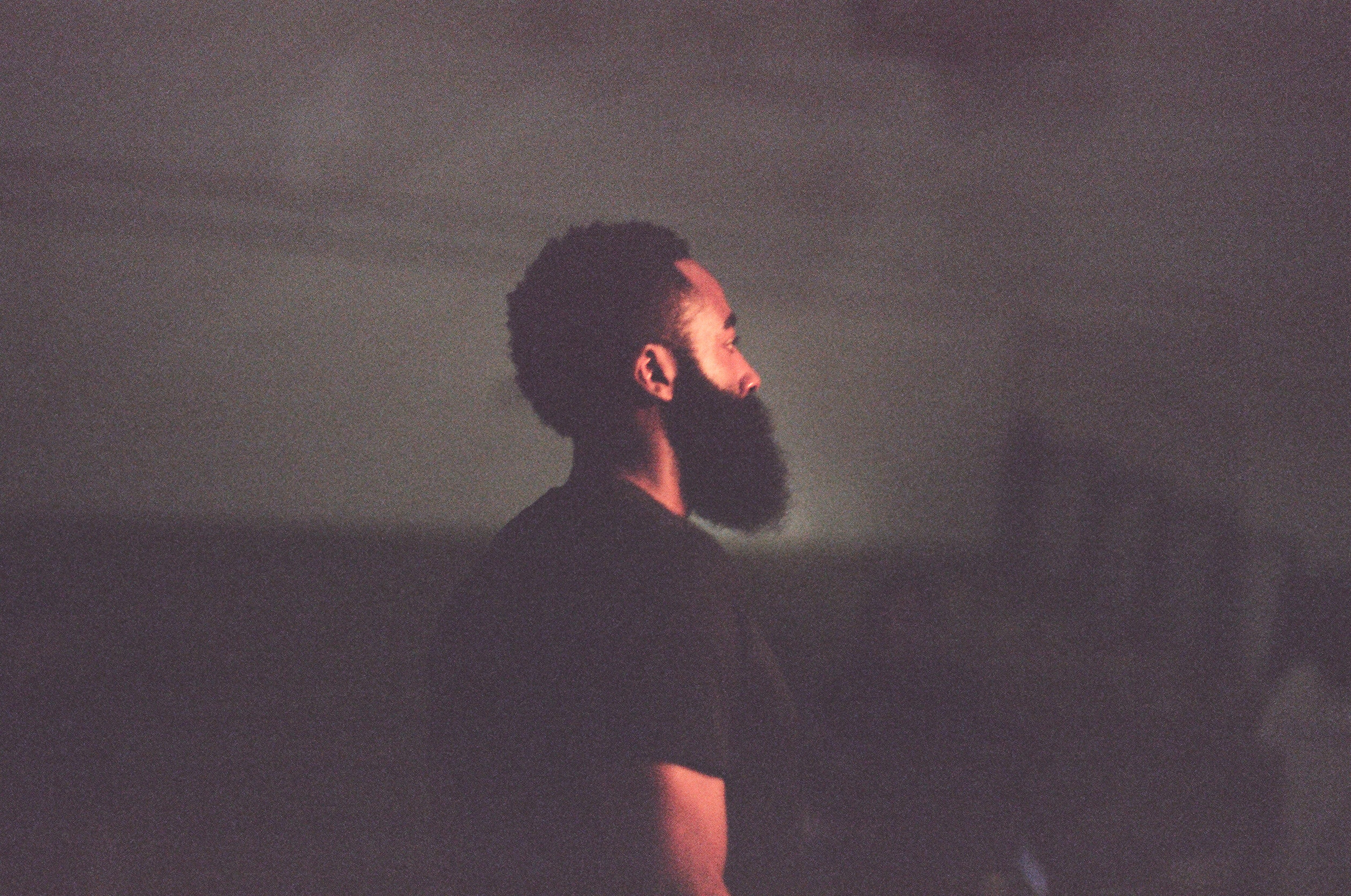 Shooting an MVP - Launching a brand: James Harden shot by Terry Snyder for Art of Sport
