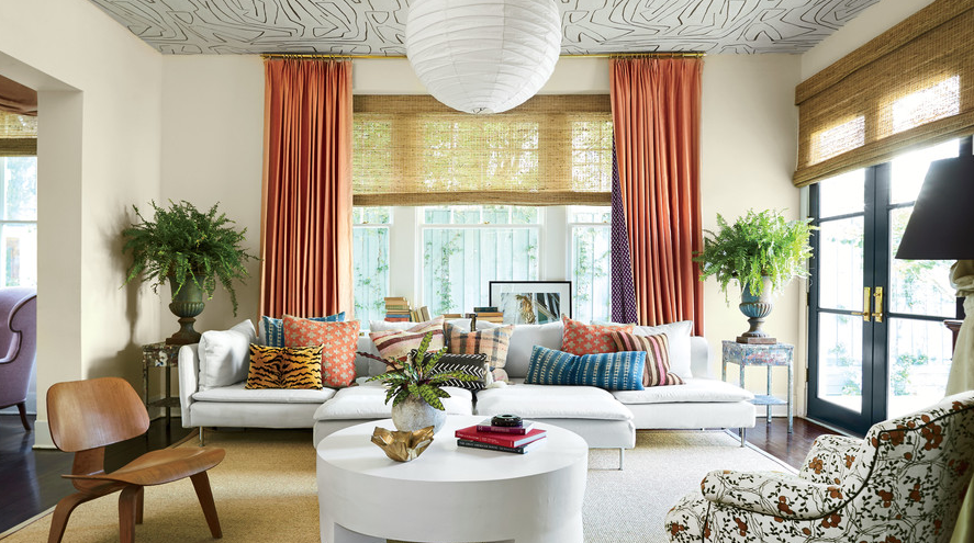 Via  Southern Living ; Designed by  Meg Lonergan , Photo by Hector Manuel Sanchez; Styling: Barbara Schmidt