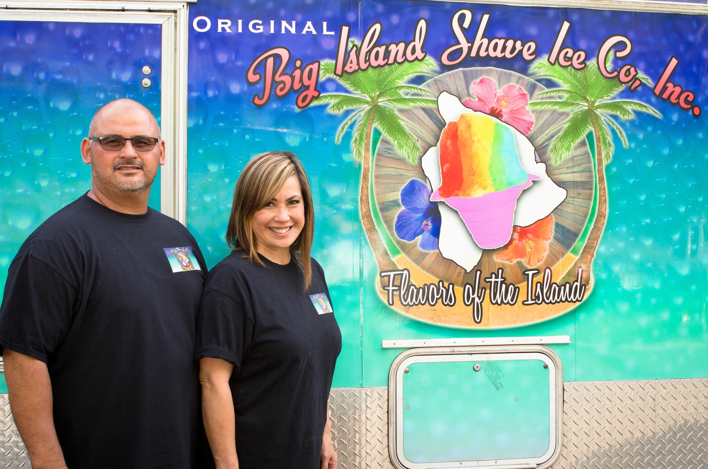 OBISIC Owners,Reggie and Kim Ignacio