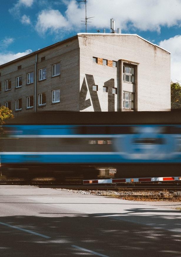 b02444a41e0 Telliskivi outdoor signage — Velvet