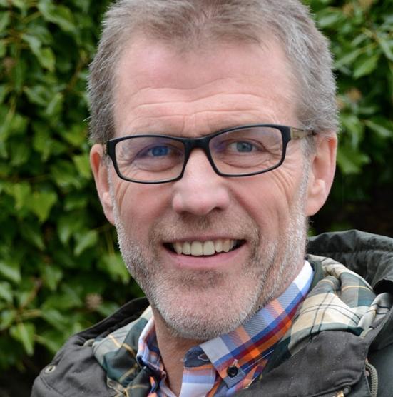Leon Bakkebø, dagleg leiar i Sogn og Fjordane næringsråd