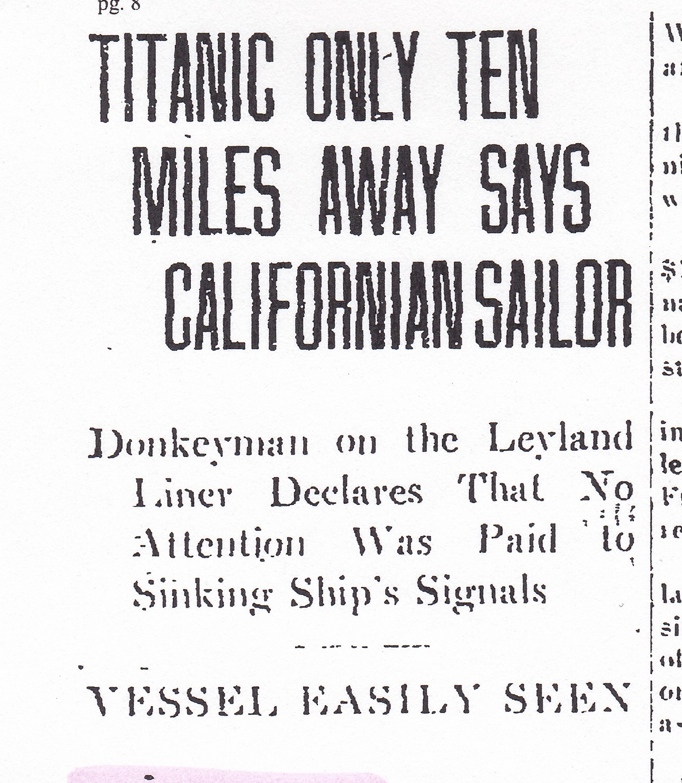 titanic-only-ten-miles-away