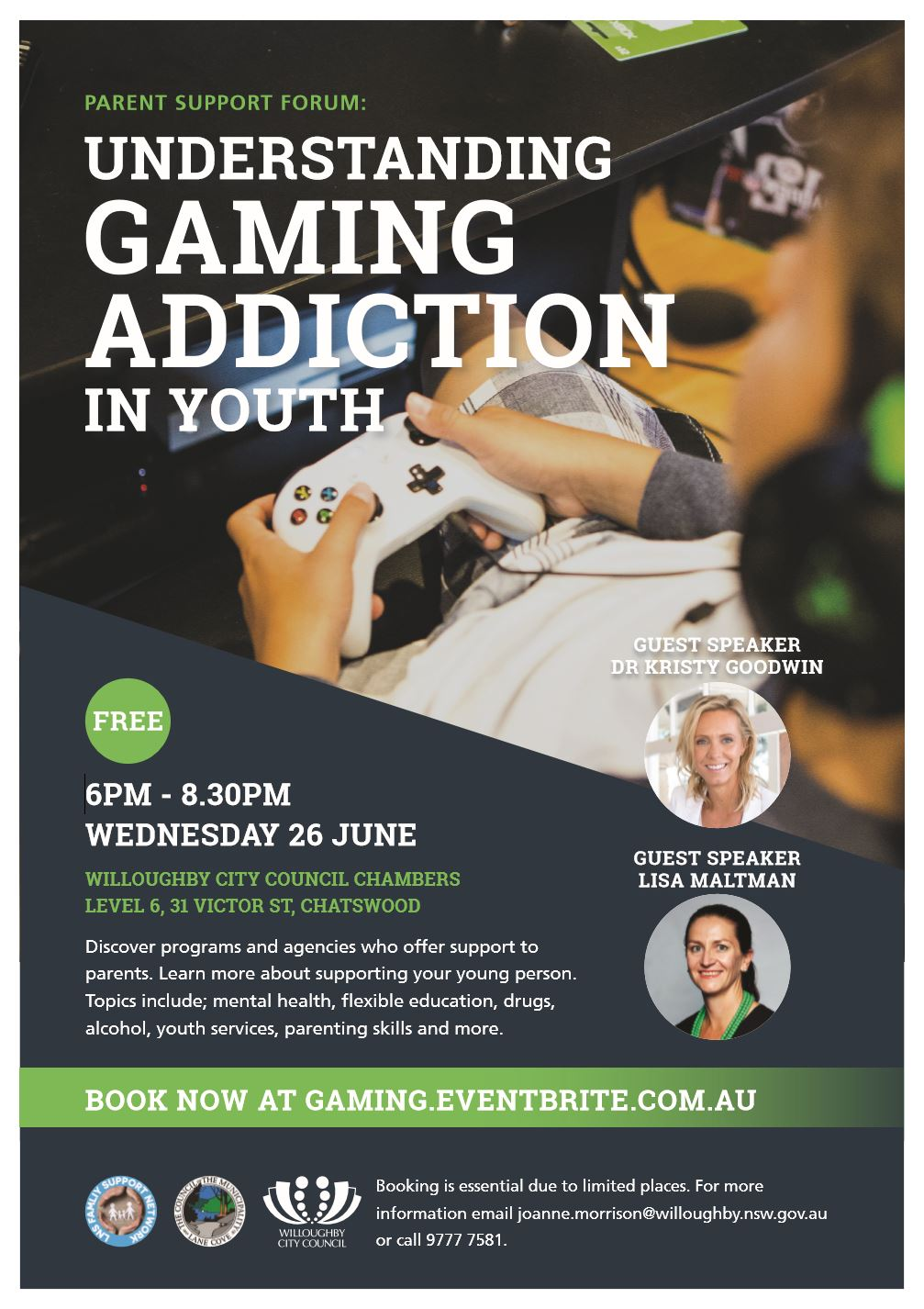 Gaming Training flyer June 2019.JPG