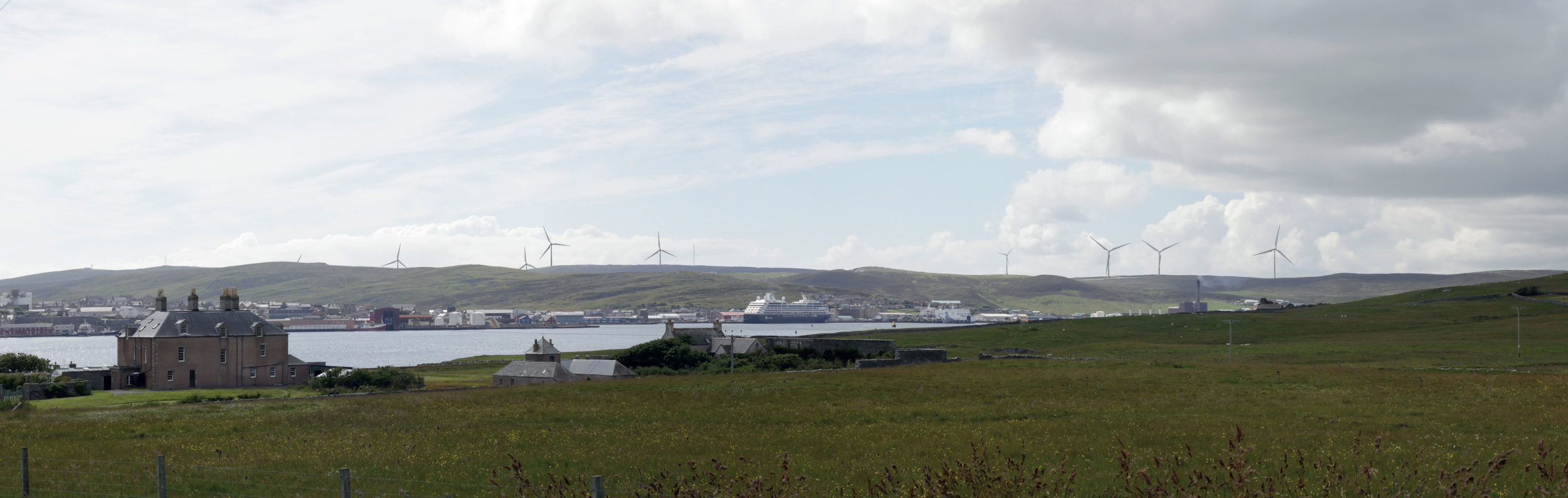 """Peel Energy's Mossy Hill Wind Farm has been given the green light by Shetland Islands Council's planning committee. The 12-turbine site, located between Scalloway and Lerwick, will have a generating capacity of up to 50 megawatts.    This 'Remote Island Wind' development, approved on Monday 15th April, is anticipated to generate renewable electricity for 25 years before being decommissioned. Mossy Hill Wind Farm will play an important role in Shetland's future energy supply and the development itself is anticipated to make significant contributions towards the economy of Shetland.    A new sub-sea cable is being proposed separately, to connect all of Shetland's renewable energy generation to mainland Scotland, some 196 kilometres south of Mossy Hill. In order to fund this interconnector cable, the Government has announced that Remote Island Wind projects will be eligible to take part in a competitive Contract for Difference auction which provides financial support for renewable energy projects.    Muir Miller, Managing Director of Peel Energy, part of Peel L&P said: """"The recent planning approval for Mossy Hill Wind Farm brings us one step closer to providing a clean, affordable and secure source of electricity as well as long lasting and tangible benefits for Shetland communities and the surrounding environment.""""    """"We are now considering our Contracts for Difference (CfD) bid, the consultation on the proposed HVDC link and the grid connection. We will continue to liaise with all relevant stakeholders in expectation of bringing this development forward to deliver its range of benefits.""""    For more information about the project, please visit:  www.peelenergy.co.uk/mossy-hill"""