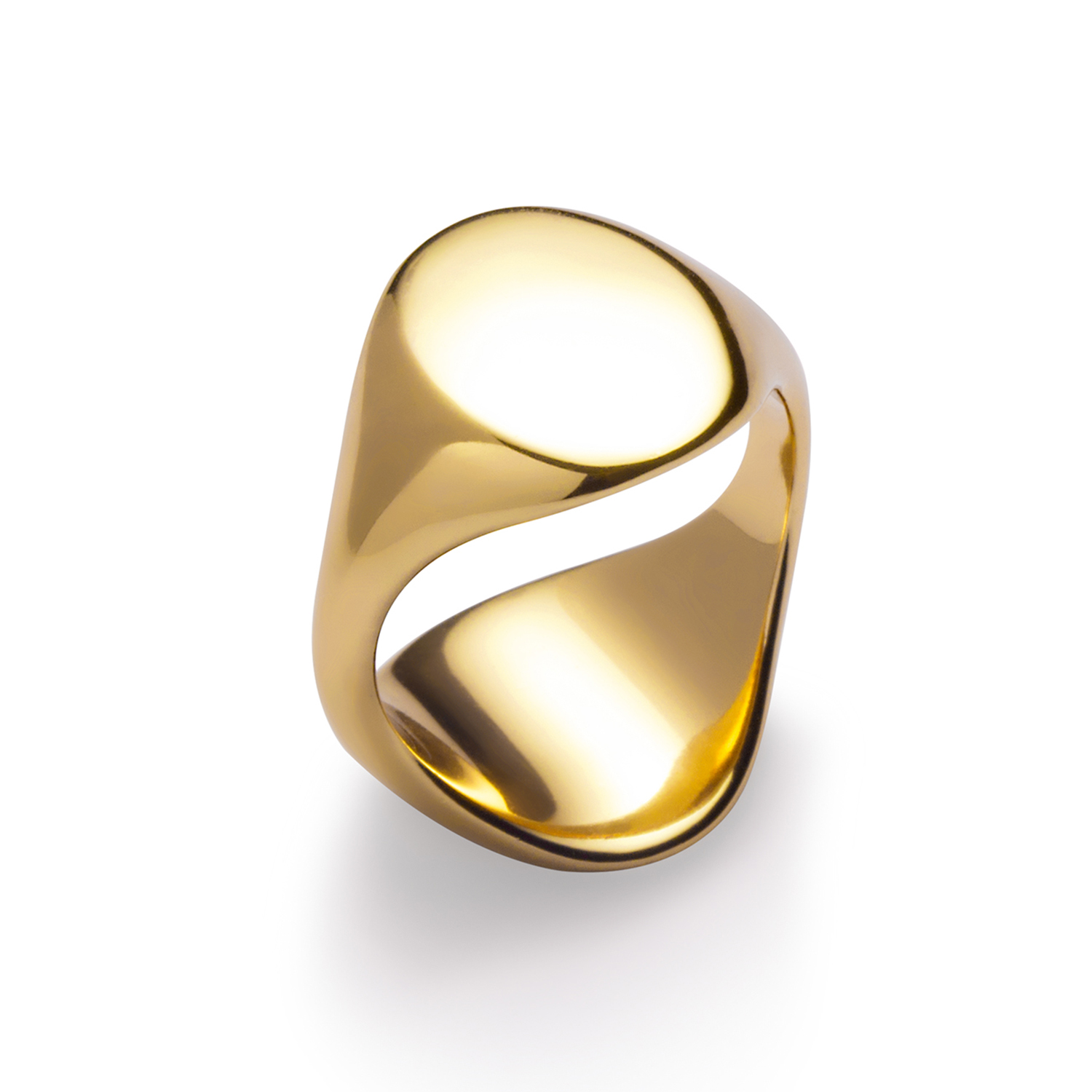 The Signet ringre-interpreted - Discover The 2 Face