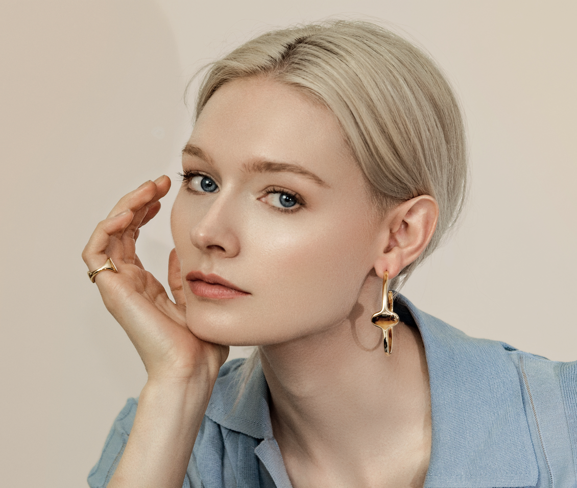 jewelry meant for everyday, all day - #minimalstatementjewelry
