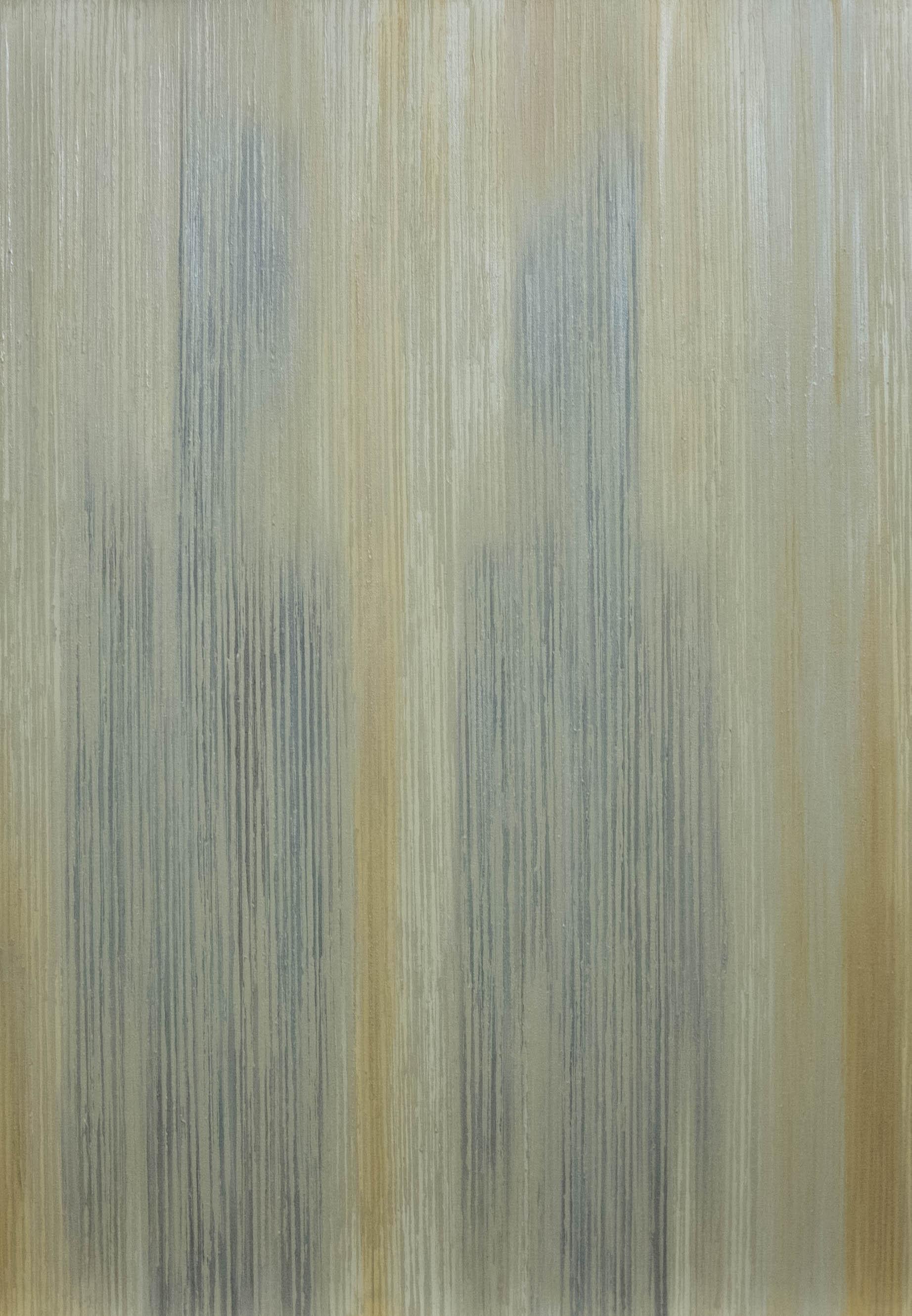 Emergence III - Ivory/Grey -2015