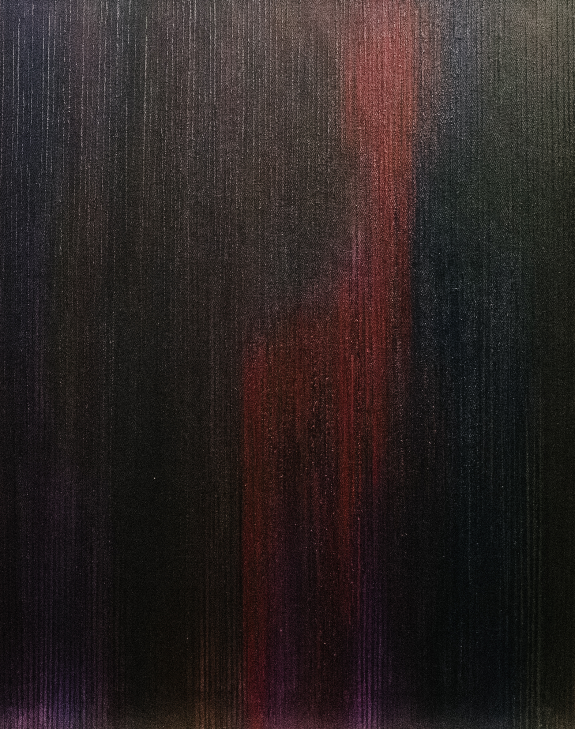 Emergence V - Red/Brown/Purple -2016