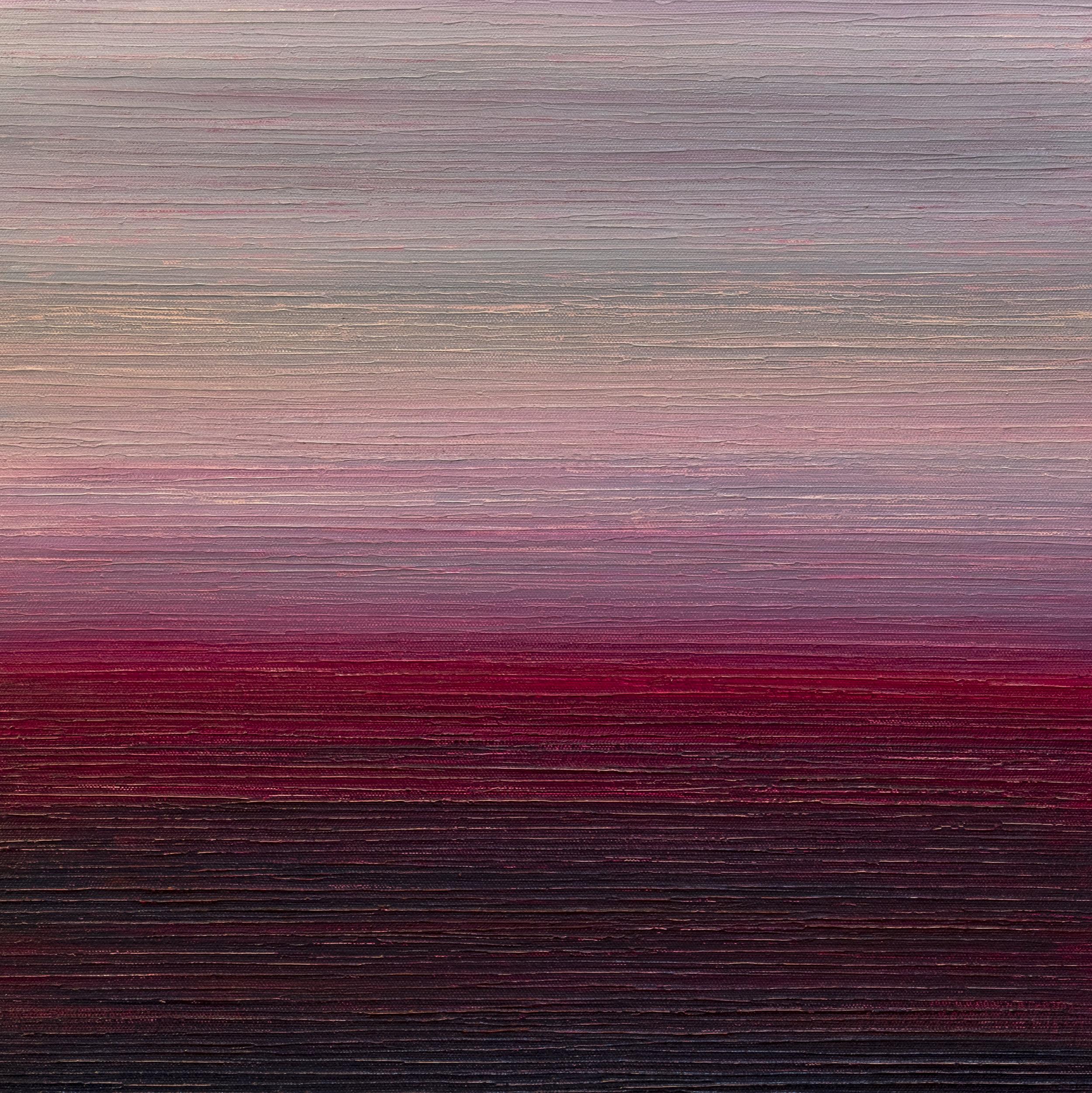 "Yugen 4  18""W x18"" H | Acrylic on canvas"