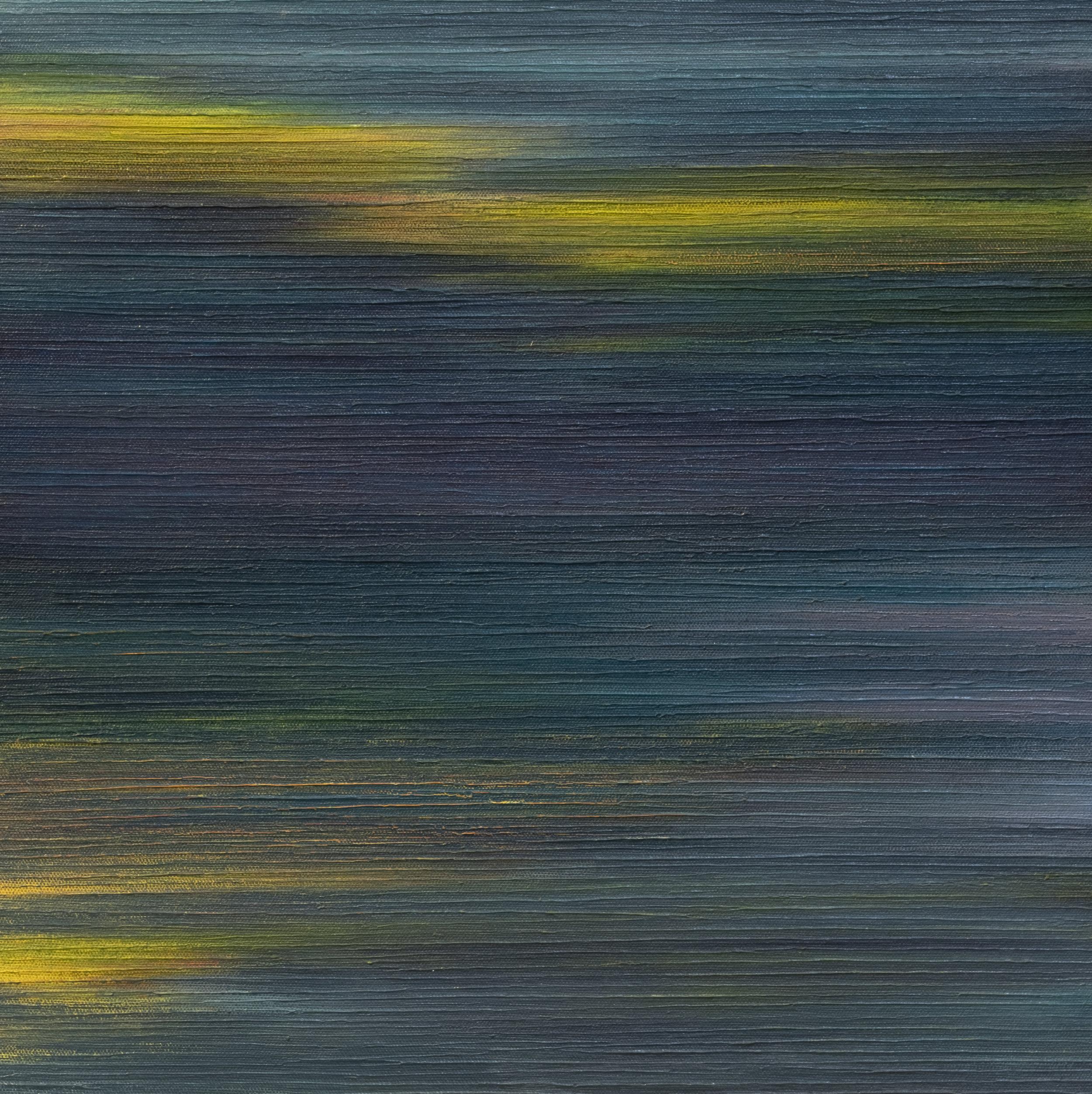 "Yugen 6  18""W x 18""H | Acrylic on canvas"