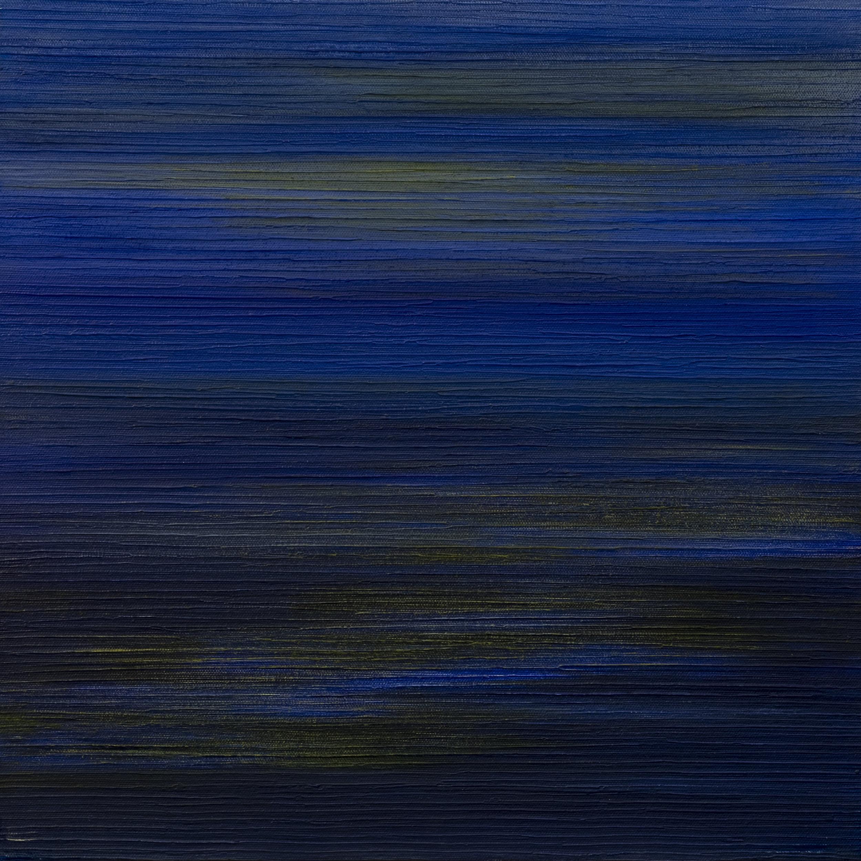 "Yugen 6  18""W x18""H | Acrylic on canvas"