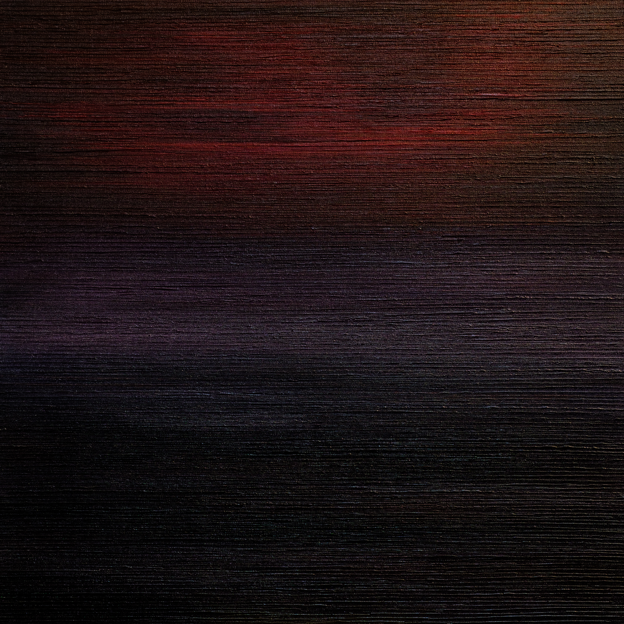 "Yugen 9  30""W x30""H | Acrylic on canvas"