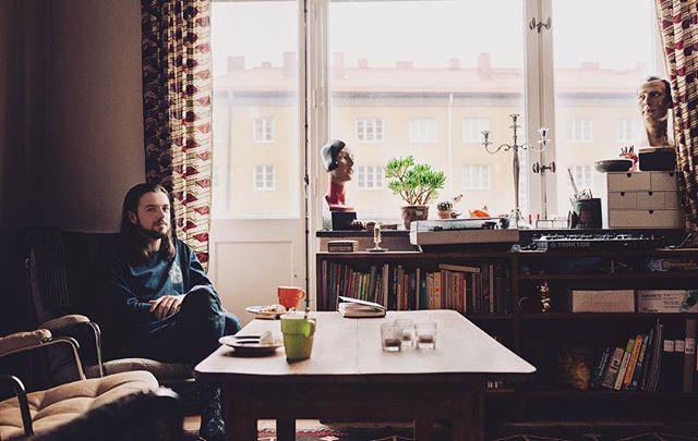 Träffade Malte förra veckan som bjöd in till fika.  Läs gärna om mitt FIKA-FOTO-projekt på  www.erikaweiland.com/blogg